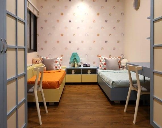 Thiết kế nội thất căn hộ 75m2
