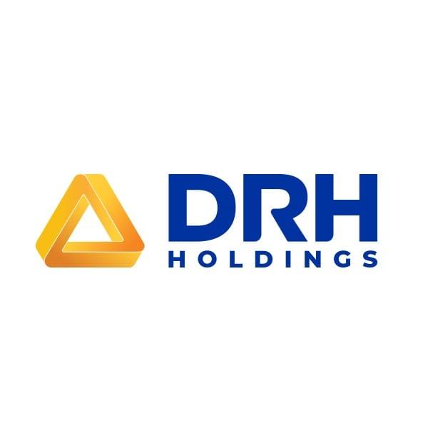 Logo Drh Holdings
