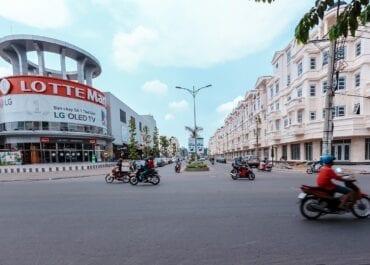 Biet Thu Phien Ban Gioi Han Lien Ke Lottemart