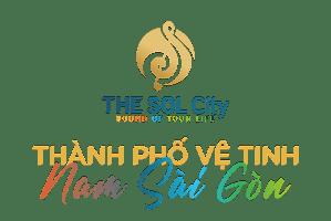 Logo Thanh Pho Ve Tinh Nam Sai Gon