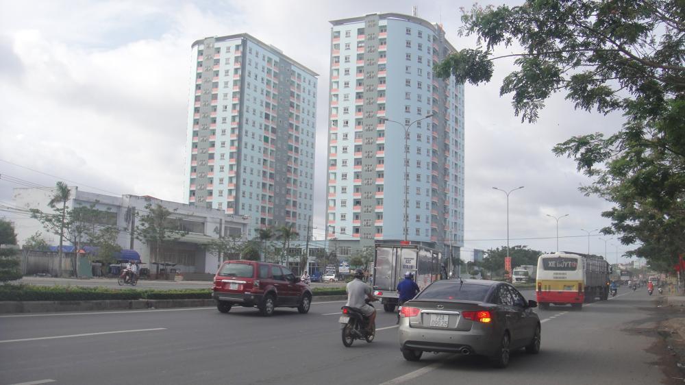 2 Tòa Tháp Chung Cư Hodeco 18 Tầng