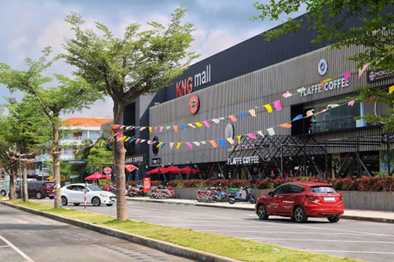 Kng Mall Tại Trung Tâm Thị Xã Phú Mỹ