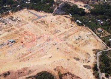 Tiến độ dự án đất nền Long Hội Central Point 2021